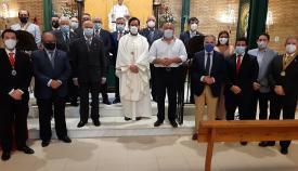 Celebrados los cultos en honor a San Bernardo, patrón de Algeciras