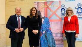 El espectáculo 'Bailaora' de Mónika Bellido, presentado en Algeciras