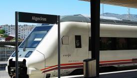 """Landaluce incide en los """"problemas"""" que sufre la conexión ferroviaria con Madrid"""