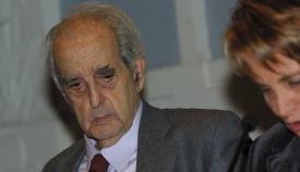Fernando Morán, en una imagen de archivo