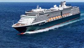 El crucero Westerdam que hace escala mañana en Gibraltar