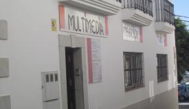 Dependencias de Multimedia, la sociedad que gestiona la televisión sanroqueña