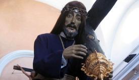 Nazareno, una imagen procedente de Gibraltar