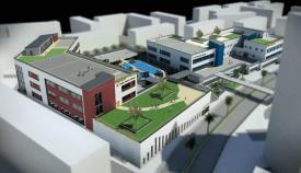 El proyecto de las nuevas escuelas que estaba previsto para terminar este mes de agosto