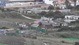 Vox Algeciras denuncia supuestos asentamientos irregulares en Los Pastores