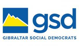 Nuevo logo del GSD, estrenado recientemente