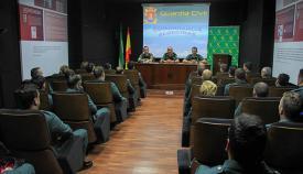 Nuevos guardias civiles en Algeciras
