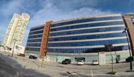 El hospital Quirónsalud Campo de Gibraltar