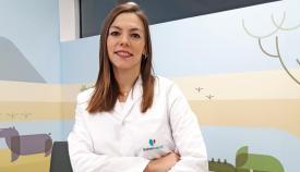 La nutricionista infantil María Vera