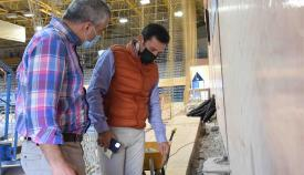 El 'Doctor Juan Carlos Mateo' de Algeciras se somete a obras de mejora