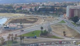 La Autoridad Portuaria abre el nuevo acceso a la dársena del Saladillo