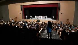 Un evento celebrado en el Palacio de Congresos de La Línea