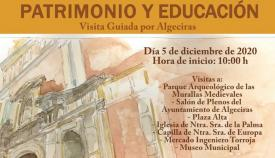 Algeciras participa en las Jornadas Europeas de Patrimonio