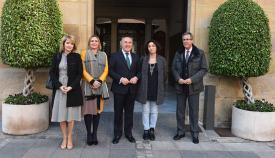 El acuerdo permite avanzar en la creación del Centro de Interpretación