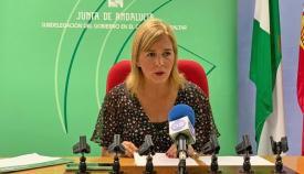 Eva Pajares, en una imagen de archivo. Foto: NG