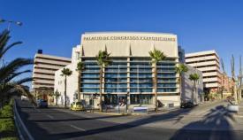 Palacios de Congresos de La Línea. Foto: lalínea.es