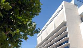 El Palacio de Congresos de La Línea. Foto. NG