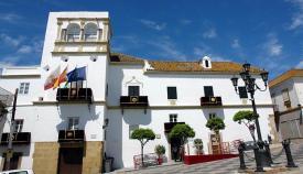 El detenido actúo en diversos puntos de la localidad de San Roque