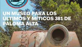 """Detalle de la primera página del artículo en la revista """"Ejército"""" de diciembre de 2019"""