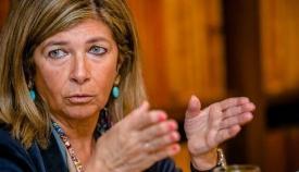 Isabel Paredes, delegada territorial de Salud