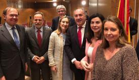 Parlamentarios campogibraltareños en el IV Foro Hispano Marroquí