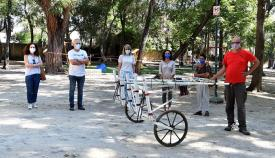 Arranca el análisis del subsuelo de Algeciras en la Villa Vieja