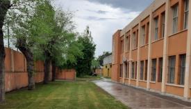 Una zona ajardinada de La Línea. Foto: lalínea.es