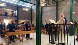 La Sagrada Mortaja de Algeciras celebra su Función Principal