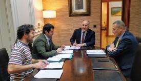 Algeciras ultima el borrador del reglamento de Participación Ciudadana
