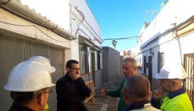 Las obras del pasaje María Guerrero evitará los problemas de inundaciones