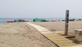 La playa de Sobrevela, en una imagen de archivo