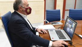 Landaluce participa en el Patronato de la Fundación Campus Tecnológico