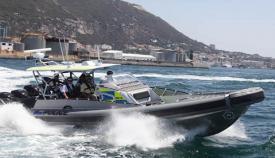Los hechos tuvieron lugar el pasado ocho de marzo frente al puerto linense de La Atunara