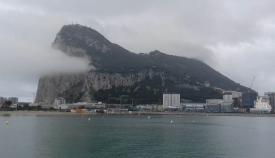 Imagen del Peñón de Gibraltar. Foto: NG