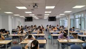 Arrancan las pruebas de Selectividad en el Campus Bahía de Algeciras