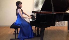 La pianista Saki Nishioka ofrecerá un recital el próximo martes en La Línea