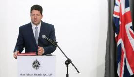 Picardo gobierno Gibraltar