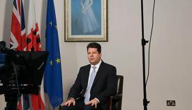 Picardo discurso año nuevo 2017 Gibraltar