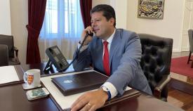 Las medidas fueron anunciadas por el ministro principal. Foto GG