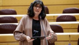 Pilar González, senadora de Adelante Andalucía