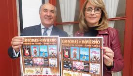 José Ignacio Landalce y Pilar Pintor, en una imagen de archivo