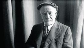 El escritor Pío Baroja