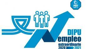 Imagen corporativa del Plan de Empleo de la Diputación. Foto: NG