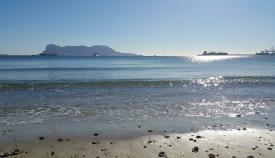 Sale a licitación el trasvase de arena de la playa del Rinconcillo