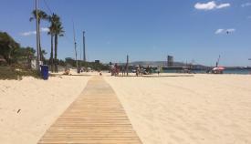 Palmones se prepara para el arranque de la temporada de playas