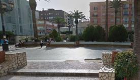 La Plaza Fariñas de La Línea