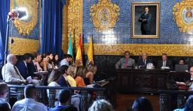 El Ayuntamiento de Algeciras celebrará dos plenos extraordinarios este mes
