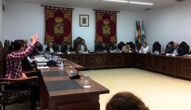 La Corporación Municipal la forman 25 concejales en La Línea
