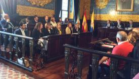 El estado de la sanidad pública en Algeciras, a debate en pleno