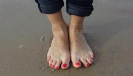 Los podólogos advierten sobre el cuidado de los pies